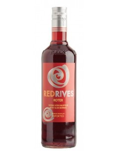 VODKA RED RIVES 70CL
