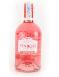 GINEBRA KINROSS STRAWBERRY 70CL