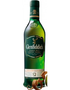 WHISKY GLENFIDICH 70CL