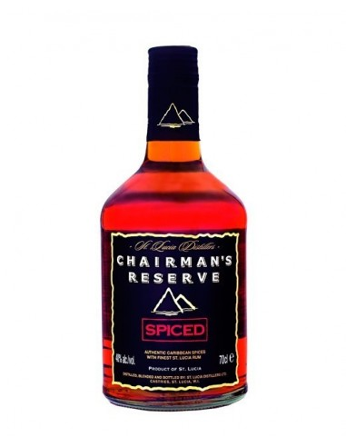 RON CHARIMAN'S RESERVE SPICED 70CL