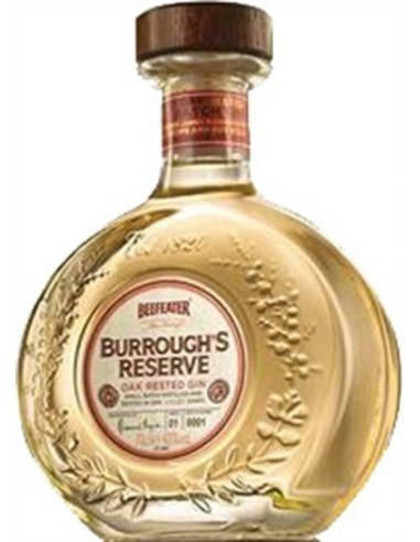 GIN BEEFEATER BURROUGH´S 70CL