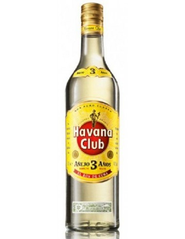 RON HAVANA CLUB 3 AÑOS 70CL