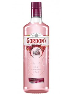 GIN GORDON'S PINK 70CL