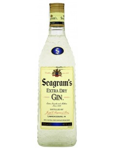 GINEBRA SEAGRAM 70CL