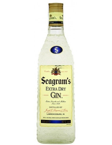 GINEBRA SEAGRAM 70CL