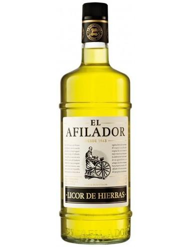 LICOR DE HIERBAS EL AFILADOR 70CL
