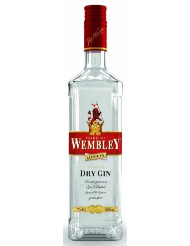 GIN WEMBLEY 70CL