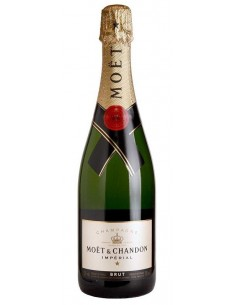 CHAMPAGNE MOET CHANDON BRUT 70CL