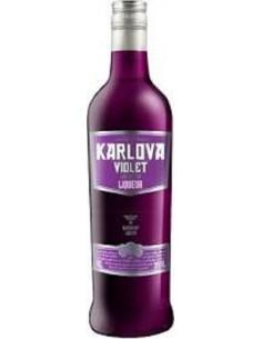 VODKA KARLOVA VIOLETA 70CL