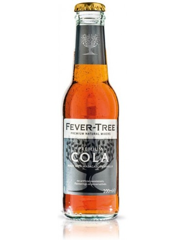 TONICA FEVER TREE  COLA  20 CL