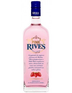GIN RIVES  PINK  70CL